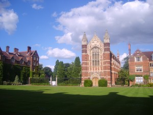 Selwyn College, University of Cambridge